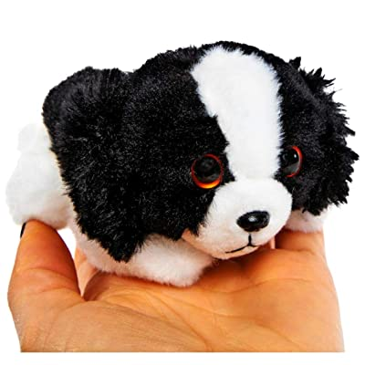 "Russ Petooties Pets 4"" King Charles: Toys & Games"