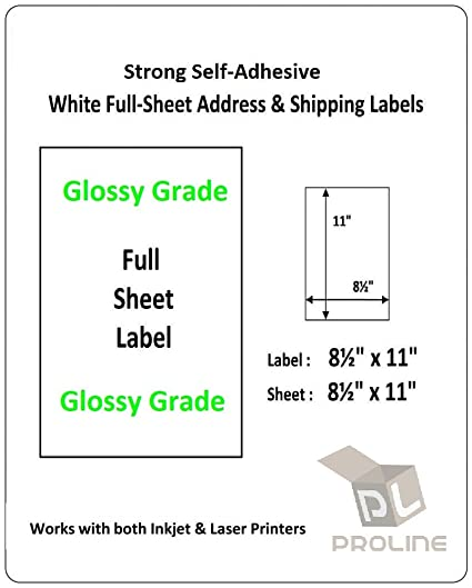 Yens®  100 Sheets 3000 Labels Address Labels Amazon FBA Labels  Size 5160