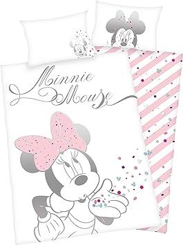 Herding Disney Minnie Mouse Parure De Lit Reversible Pour Enfants
