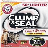 Arm & Hammer Clump and Seal Lightweight Multi-Cat Litter