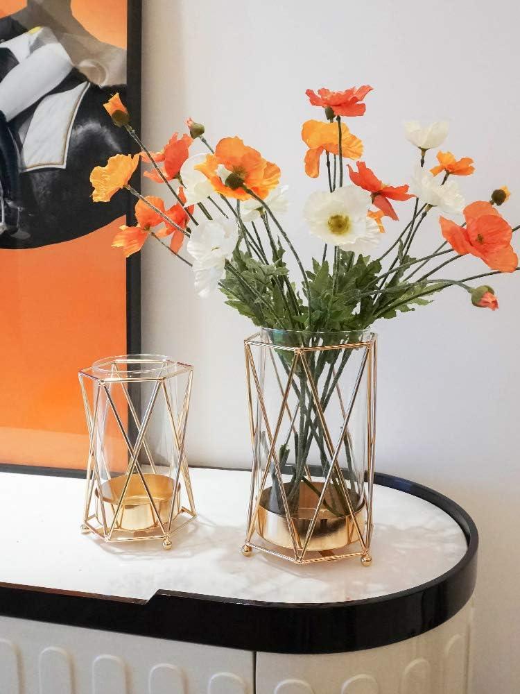 Generic Brands Vase A Poser Au Sol pour Branches D/écoratives Design Vase Haut 75 cm