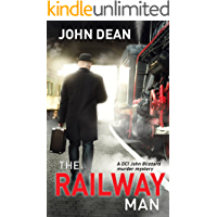 THE RAILWAY MAN: a DCI Blizzard murder mystery