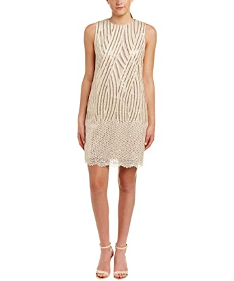 6bd94d79 Belle by Badgley Mischka Cocktail Dress (8) at Amazon Women's ...