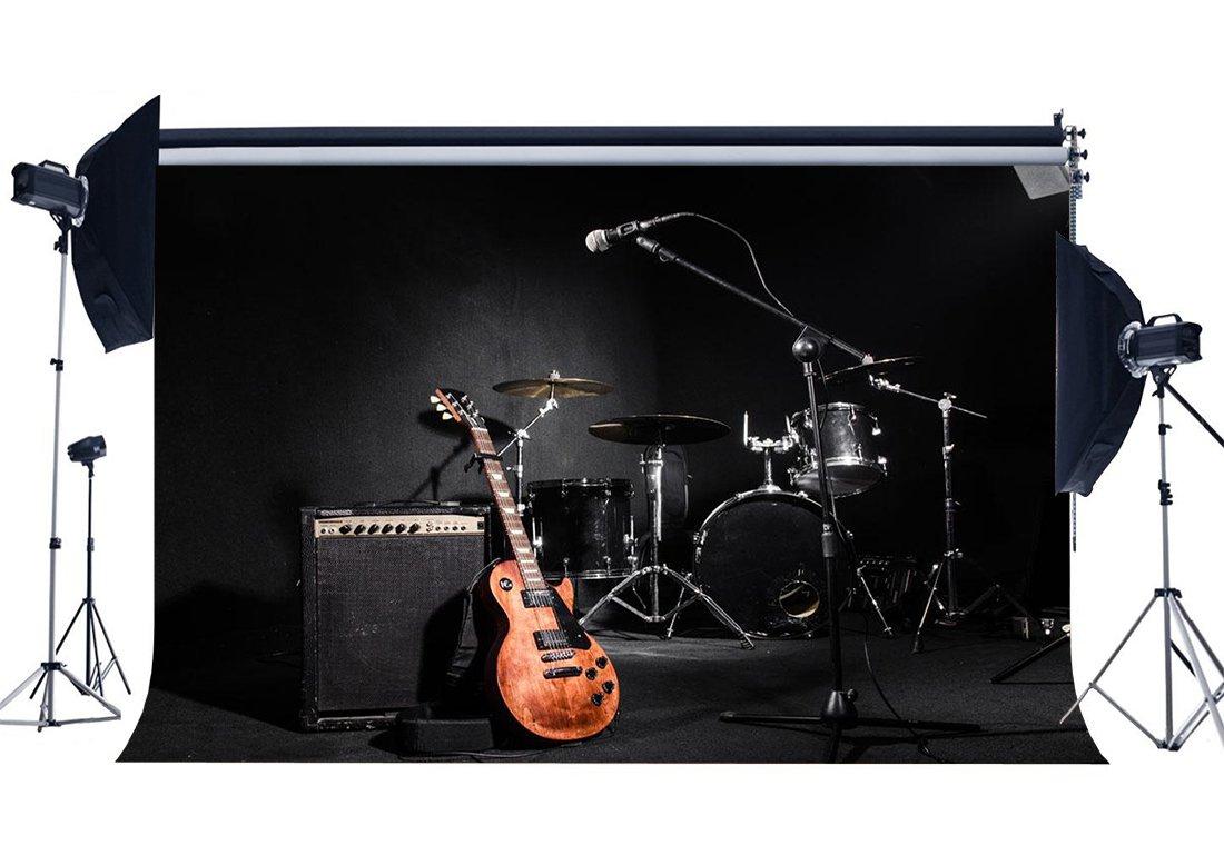 Sunny Star YX35 - Juego de accesorios de vinilo para guitarra de ...