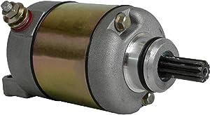 Rareelectrical NEW STARTER MOTOR COMPATIBLE WITH 2007 2009 POLARIS ATV OUTLAW 525 510CC 78040001000 4011801 59040001000 78040001000 4011801