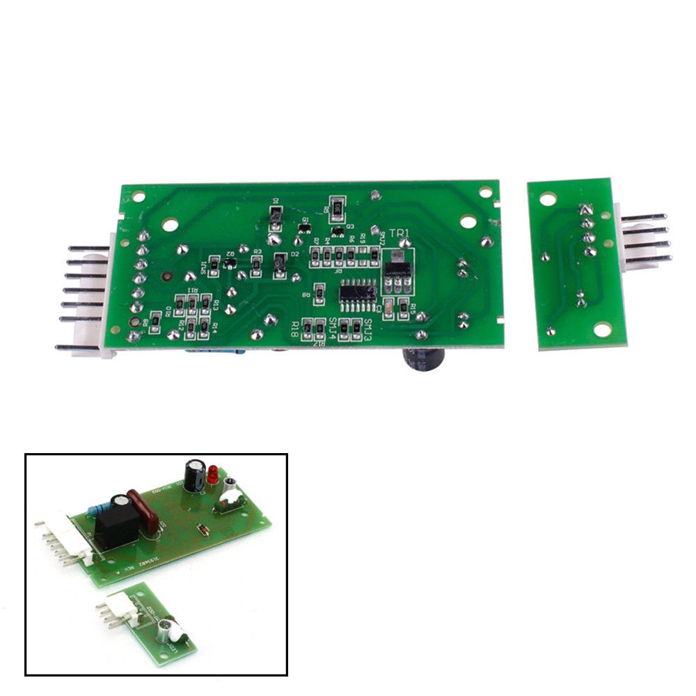Protac NEW 4389102 for Whirlpool Icemaker Emitter Sensor Control Board W10757851 AP5956767