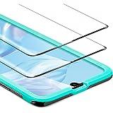 ESR [2-Pack] Screen Protector for Huawei P30 Pro, Tempered-Glass Screen Protector [3D + Maximum Protection] [Full Screen Cove