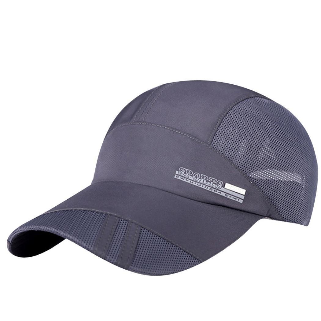 Absolute Gorras Béisbol,Sombrero de Malla para Adultos Gorra de Béisbol de Secado Rápido Plegable de Sun Hat Protector Solar (Armada): Amazon.es: Ropa y ...