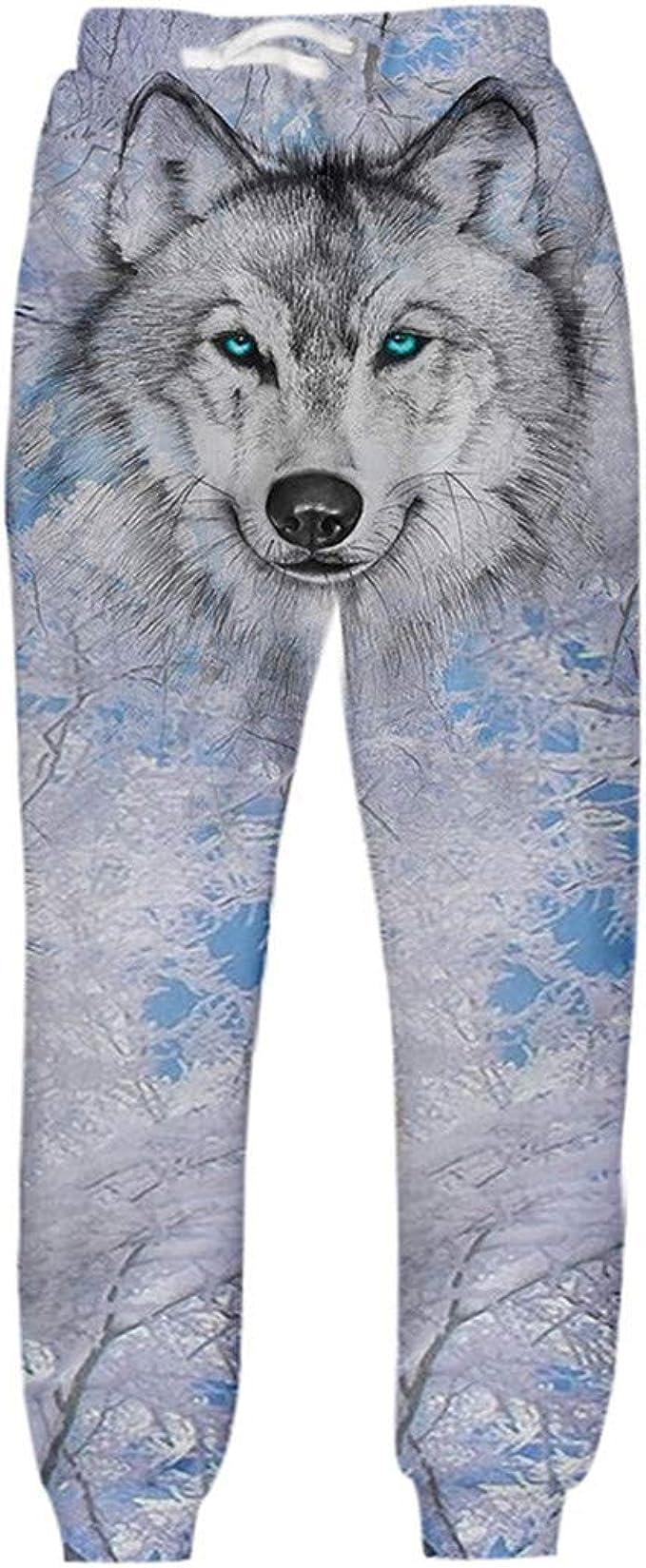 Pantalones de chándal de Longitud Completa para Hombres Pantalón ...