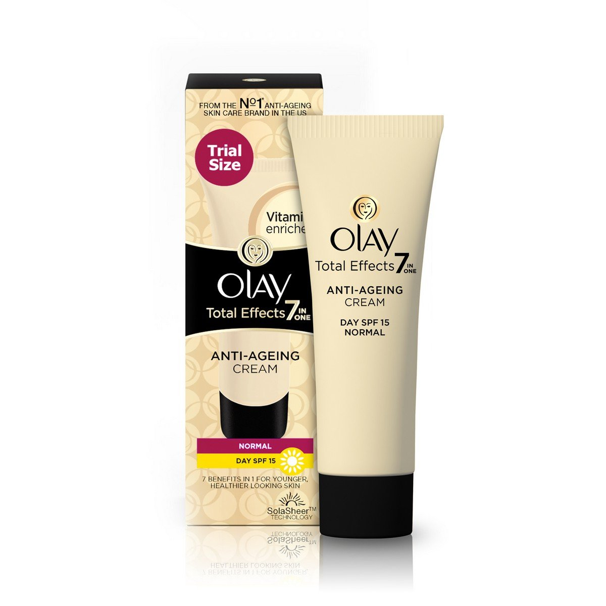 Olay Total Effects 7 In 1 Anti Ageing Skin Cream Moisturizer Normal Spf 15 8g Buy Online In Burkina Faso Olay Products In Burkina Faso See Prices Reviews And Free Delivery Over 40 000 Cfa Desertcart