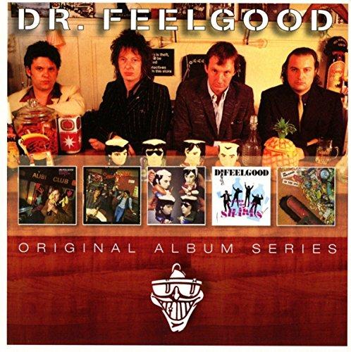 CD : Dr Feelgood - Original Album Series (Germany - Import)