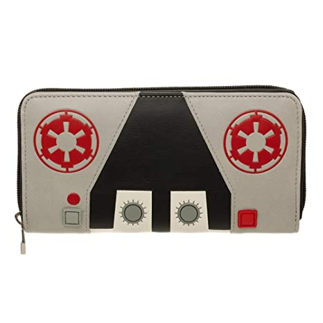 Cartera monedero piloto AT-AT Star Wars