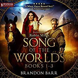 Song of the Worlds, Books 1-3