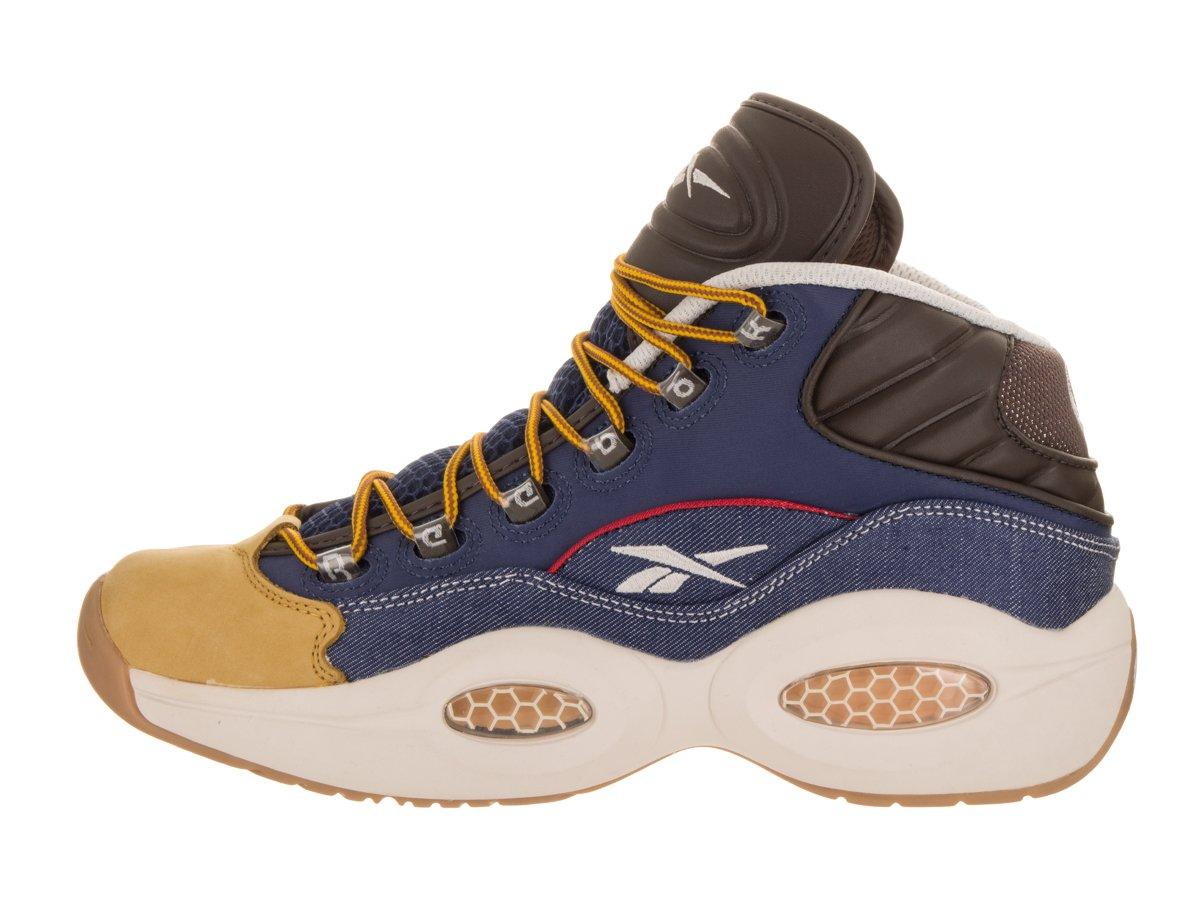 2adc869c7b3ab Reebok Question Mid Dress Code Men s Basketball Shoes  Amazon.com.mx  Ropa