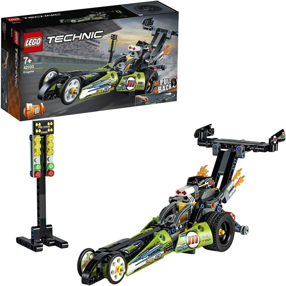 レゴ(LEGO) テクニック ドラッグスター 42103