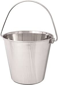 Pro Select Heavy Duty Stainless Pail