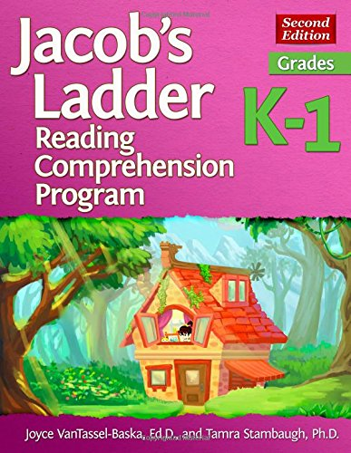 Jacob's Ladder Reading Comprehension Program: Grades K-1 (2nd ed.)