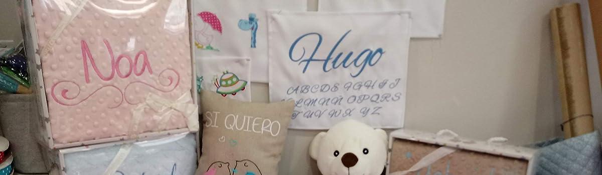 3 Corazones Bordados: Amazon.es: Handmade