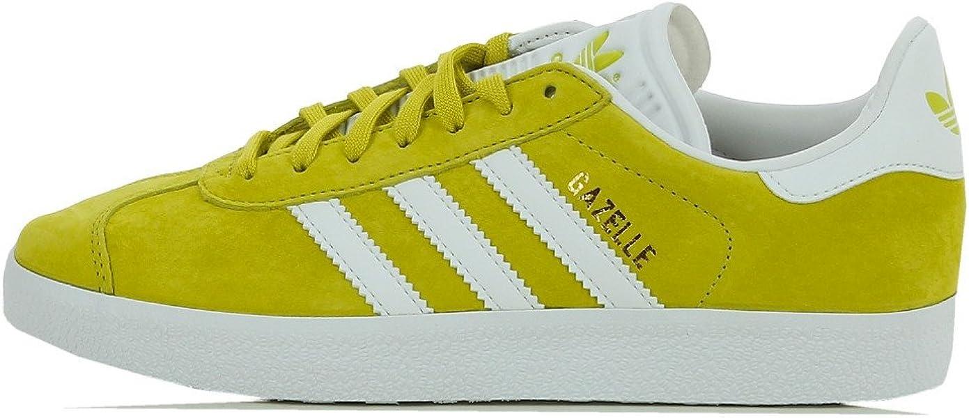 buy online a593e 6ab82 Adidas Gazelle Donna Sneaker Giallo