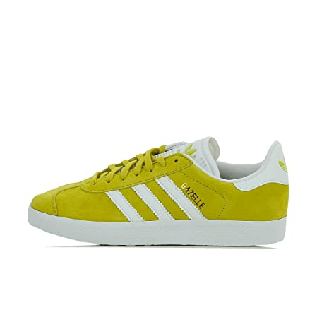 adidas Gazelle Schuhe gelb blau im Shop Damen Sneaker SDIOFK