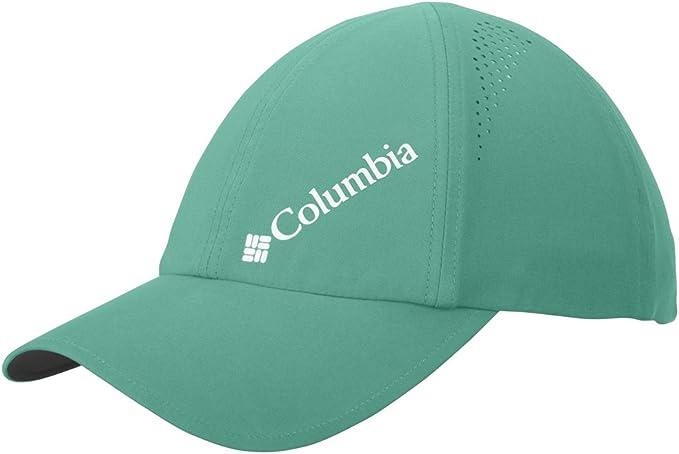 Columbia - Gorra de béisbol para Mujer, Talla única, Color Verde ...