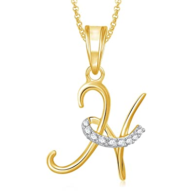 H Letter Images.Meenaz Fashion Jewellery Valentine Gifts Meenaz Gold Plated H Letter Pendant Locket Alphabet Heart With Chain For Men Women Girls Jewellery Necklace