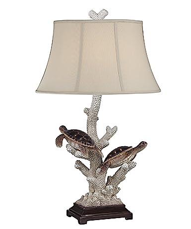 Seahaven turtle night light table lamp neutral amazon seahaven turtle night light table lamp neutral aloadofball Choice Image