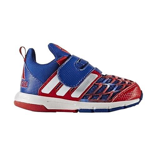 Spider Zapatillas Man Cf I Para Unisex Marvel Color Bebé Adidas OxwRX5pO