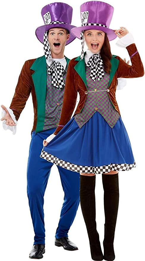 Fancy Me Disfraces de Disfraces de Halloween para Parejas, Mujeres ...