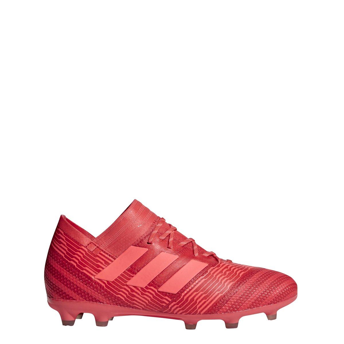 adidas Nemeziz 17.1 Firm Ground Soccer Cleats Kids (6) by adidas