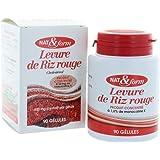 Nat&form Levure De Riz Rouge 90gelules