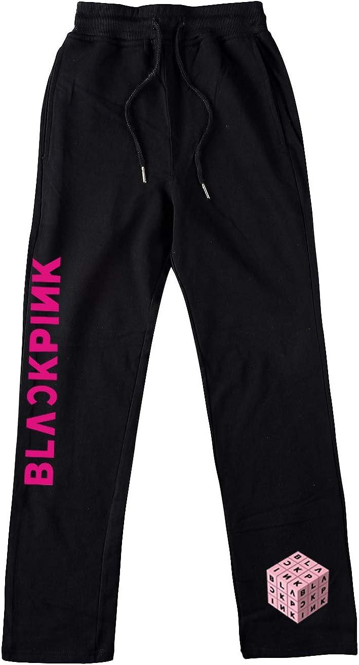 Aopostall Kpop BTS Blackpink Stray Kids Seveteen Twice Sport Pants Trousers Sweatpants