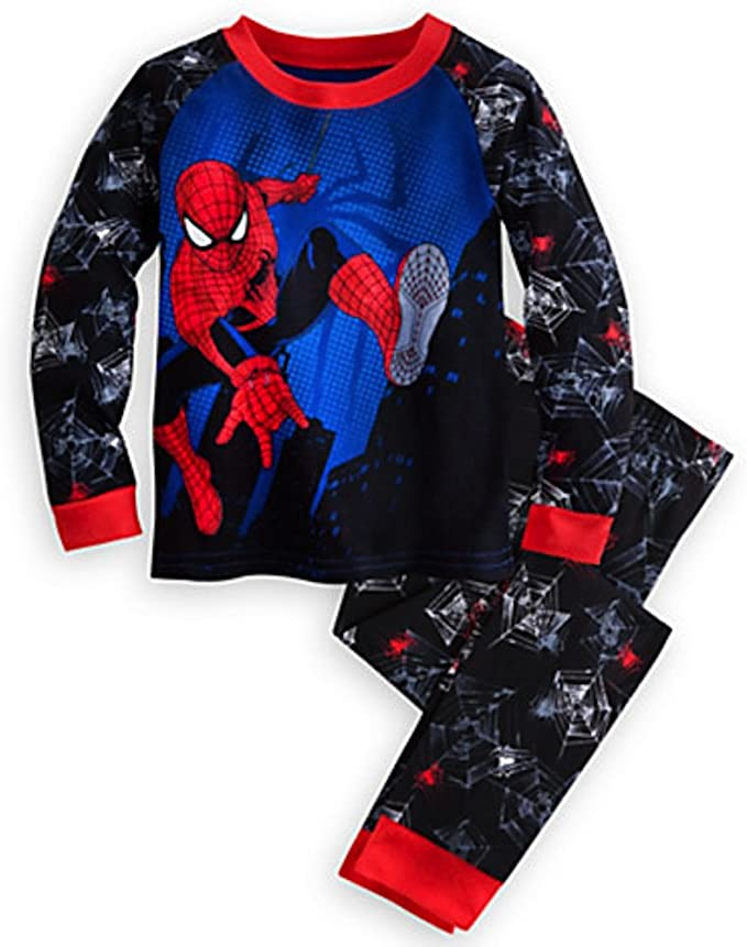 The Amazing Spider-Man Pajama Set Toddler