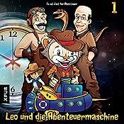 Es ist Zeit für Abenteuer (Leo und die Abenteuermaschine 1) | Matthias Arnold, Simone Döring