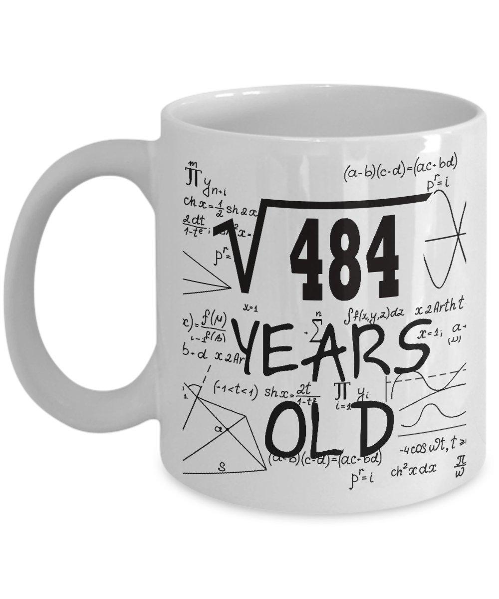 Math Coffee Mug 15 OZ
