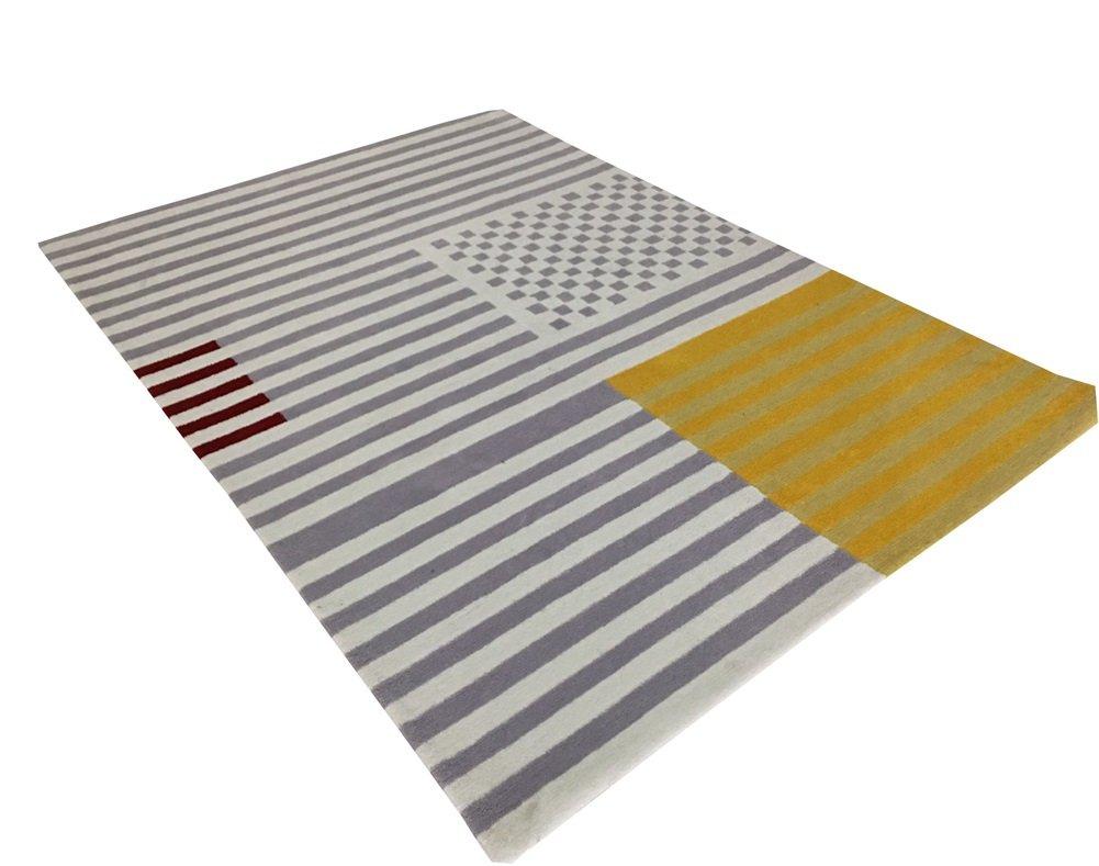 Amazon.com: ZXH Rug Rectangle Hand Made Carpet Living Room ...