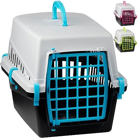 Caja de transporte para perros y gatos