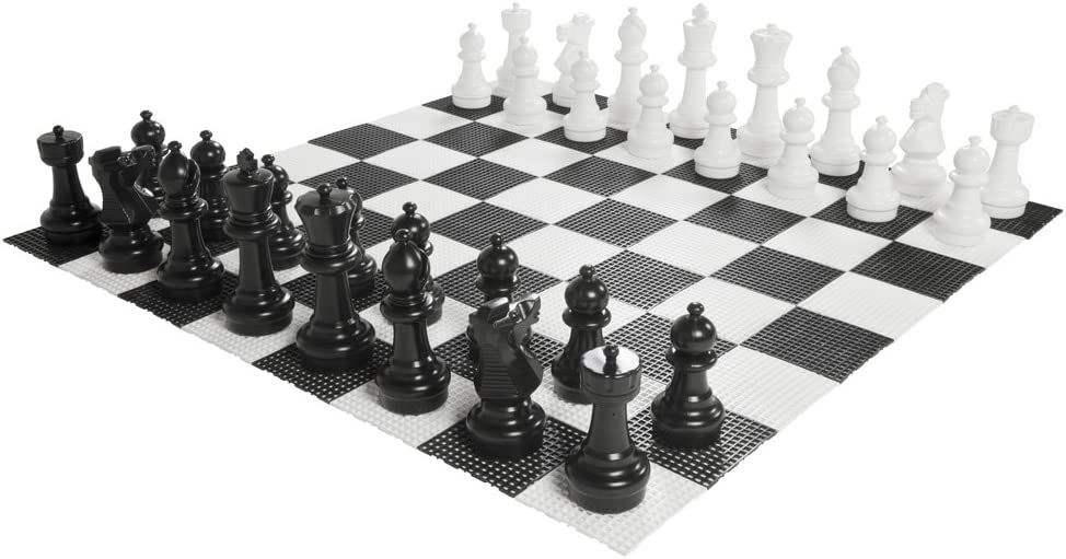 Uber Games Garden Chess Pieces