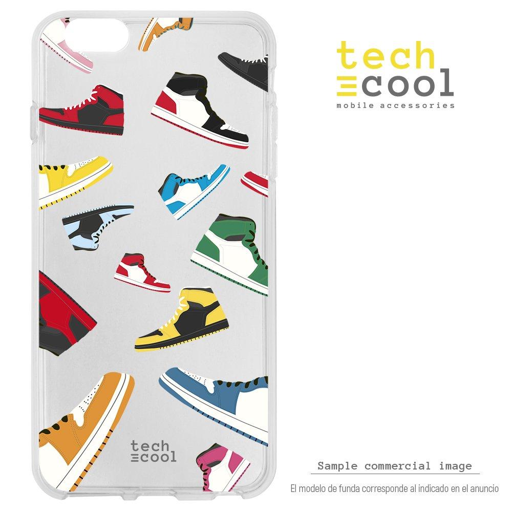 Funnytech Funda Silicona para iPhone 6 Plus / 6S Plus [Gel Flexible Alta Calidad Ultra Slim 1,5mm-Gran Resistencia Diseño Exclusivo Alta Definición] Eterno Capitán verdiblanco Vers.2 FunnyTech® GTCL-001