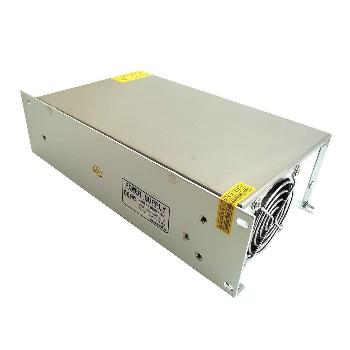 Alimentazione del commutatore del display dell'alimentatore del commutatore dell'alimentatore da 48V 20A 1000W Kongqiabona