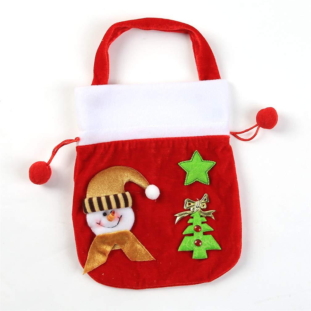 Amazon Com Ljslyj Christmas Gift Bag Great For Large And