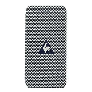 Le coq sportif-le coq sportif-Funda con tapa para iPhone 5/5S, diseño estampado, color azul, diseño de le coq sportif