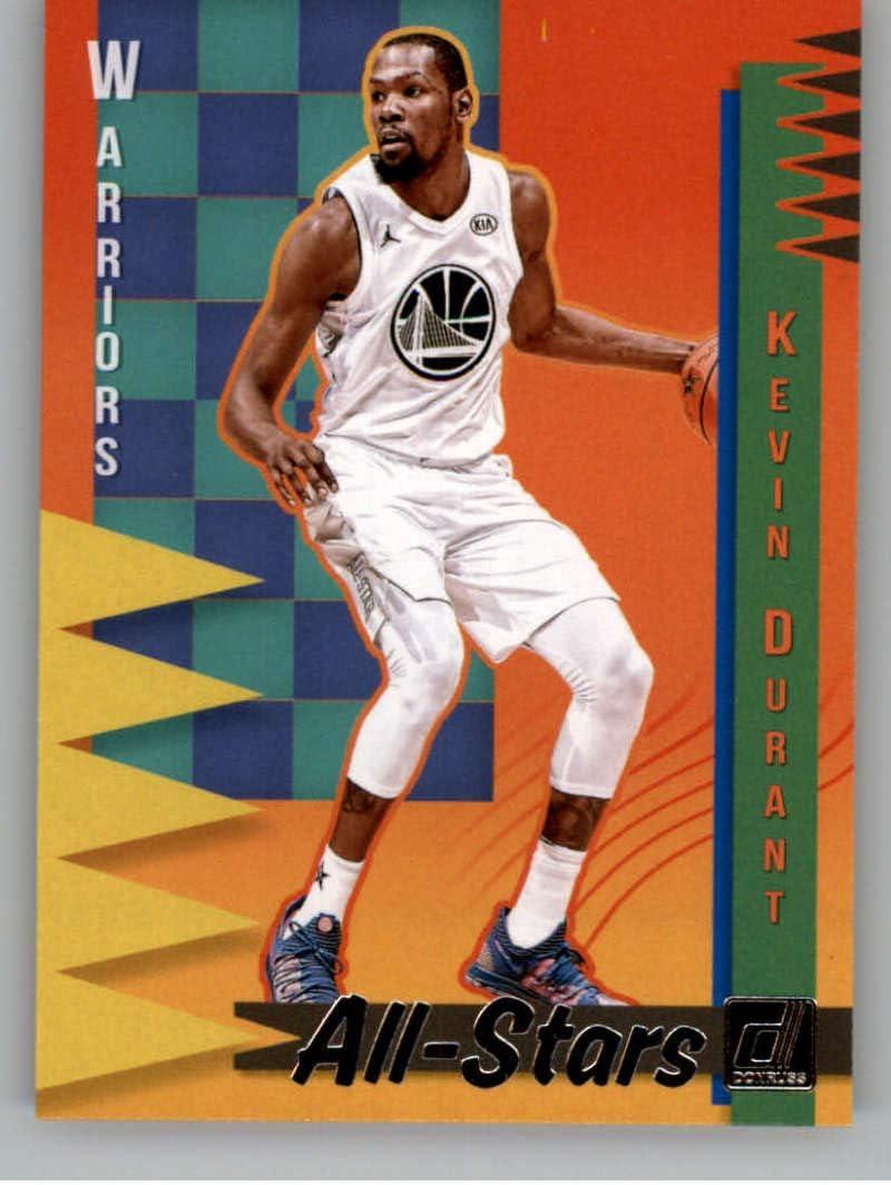 19 Donruss All-Stars Basketball Card