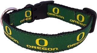 product image for NCAA Oregon Ducks Dog Collar, Team Color, Medium