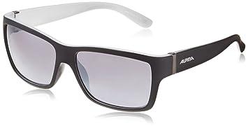 Alpina Kacey Fahrradbrille Black Matt-White One Size gxDEp