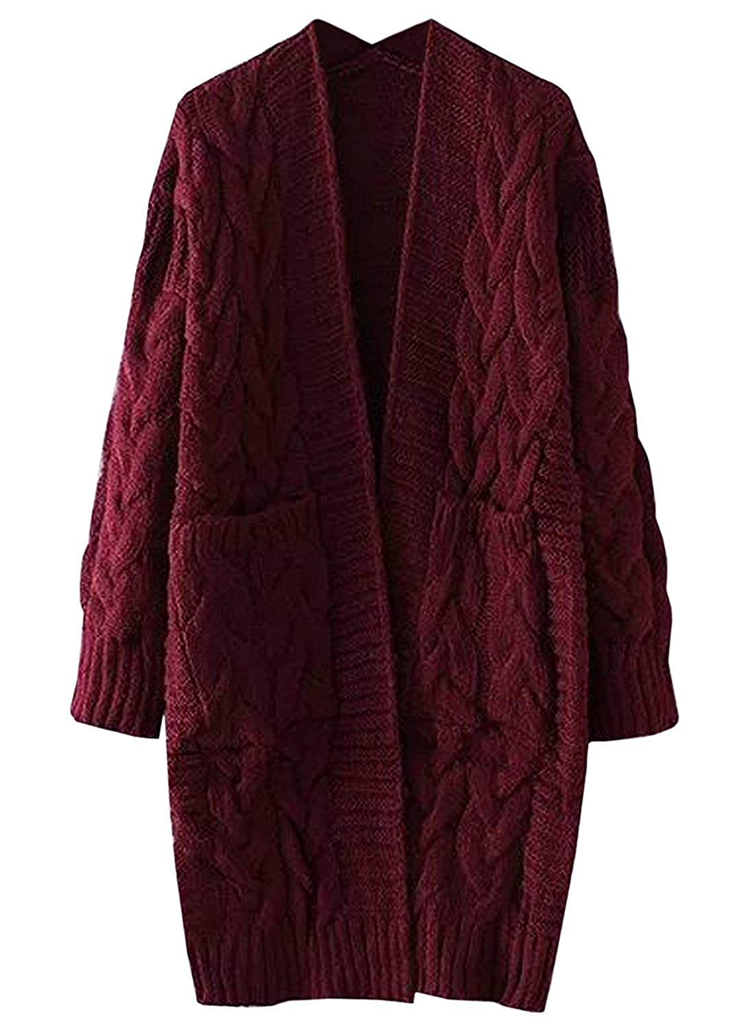 Top 10 wholesale Open Cardigan Sweaters - Chinabrands.com 2398fba53