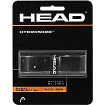 Head Hydrosorb Grip, Unisex, Negro/Rojo, Talla Única: Amazon.es ...