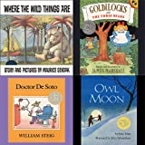 Where the Wild Things Are, Goldilocks and the Three Bears, Doctor De Soto, & Owl Moon