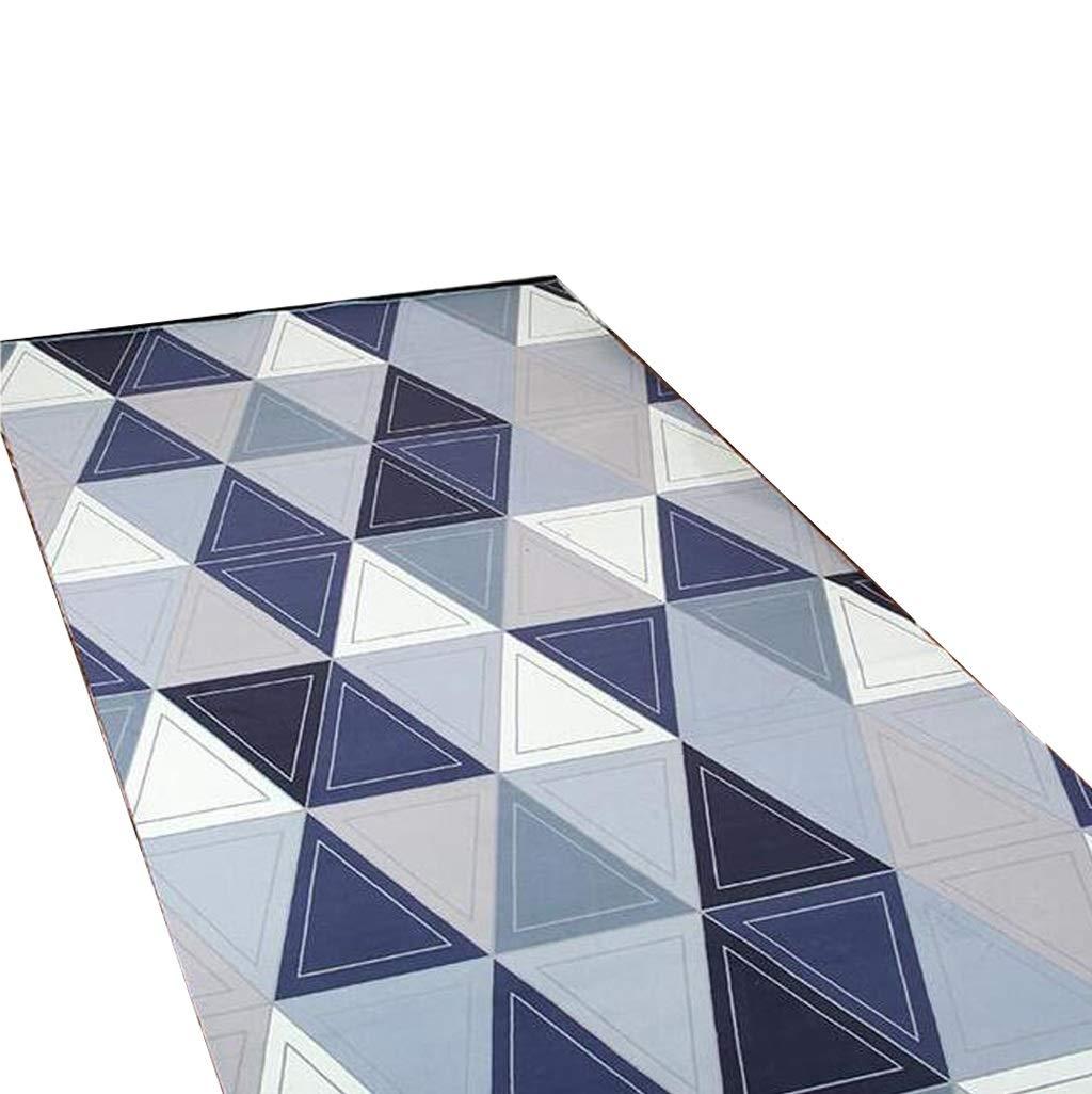 Mbd Carpet Bedroom Door Carpet Home Anti-Skid Pad Custom Door Absorbent Pad, Soft and Cut (Color : A, Size : 0.92m)