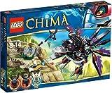 レゴ チーマ ラザールのチ・ライダー 70012